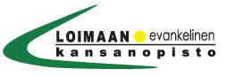Loimaan Evankelinen kansanopisto Logo